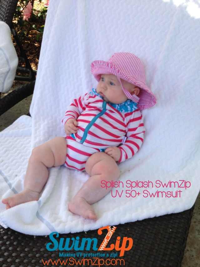 spf swimsuit for baby